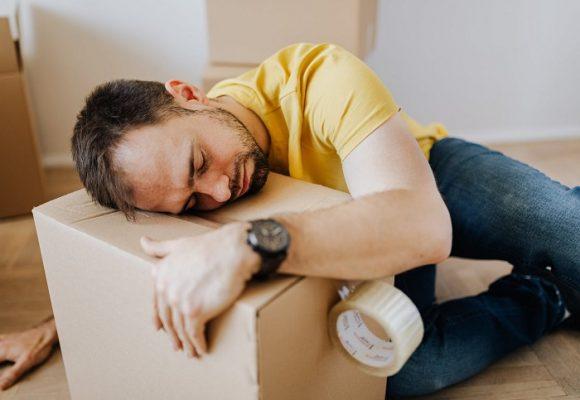 El hombre fatigado (II)