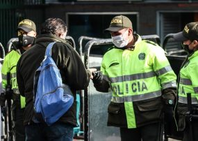 10.611 nuevos contagios y 302 fallecidos más por COVID-19 en Colombia