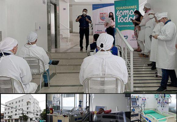Cali estrena primera clínica COVID de Colombia