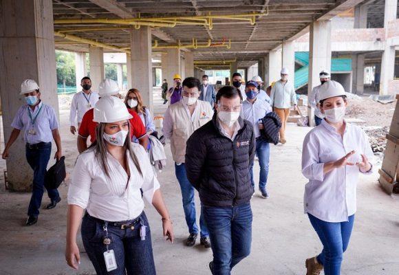 Obras críticas en el Cauca por más de $141.000 millones