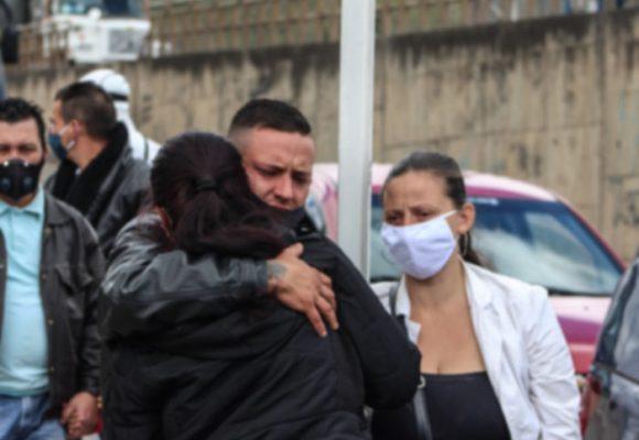 7.018 nuevos contagios y 192 fallecidos más por COVID-19 en Colombia