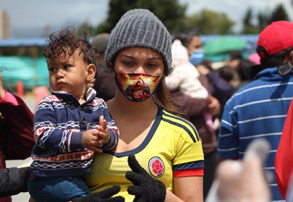 4.144 nuevos contagiados y 168 fallecidos más por coronavirus en Colombia