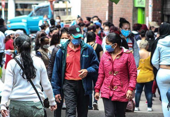 8934 nuevos casos y 259 fallecidos más por COVID-19 en Colombia