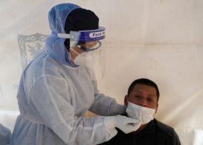 11.470 nuevos contagios y 320 fallecidos más por COVID-19 en Colombia