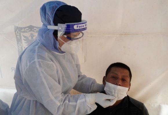 3.395 nuevos contagiados y 136 fallecidos en Colombia por coronavirus