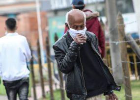8.672 nuevos contagios y 166 fallecidos más por Covid-19 en Colombia