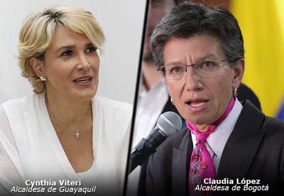 Amadas y odiadas, Claudia López y Cynthia Viteri se enfrentan al monstruo del Coronavirus