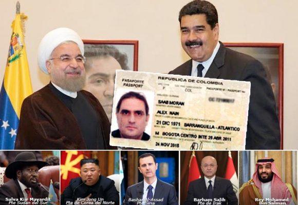 El músculo diplomático de Maduro para atajar la extradición de Alex Saab