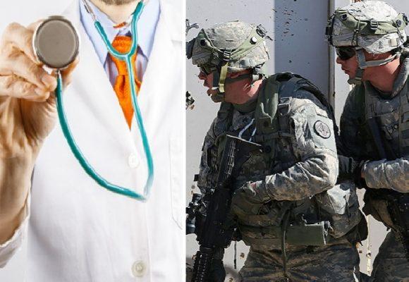 Dejamos de traer médicos pero importamos marines
