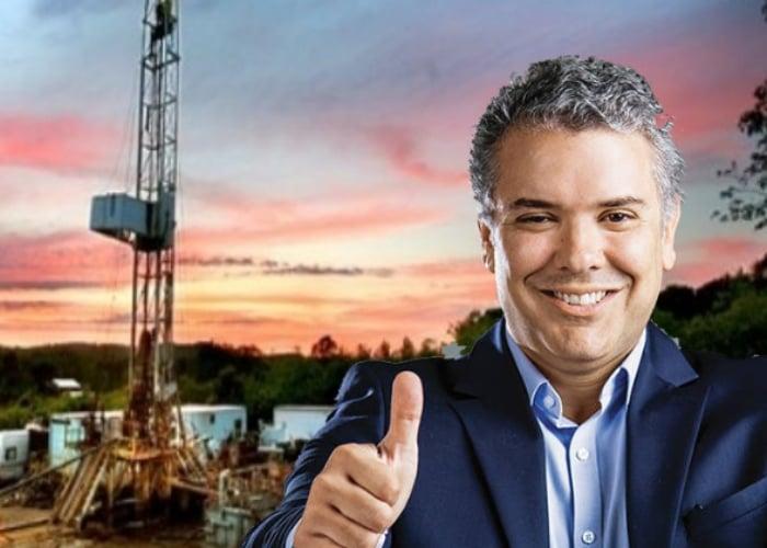 Empresa de fracking habría puesto dinero a la campaña de Duque