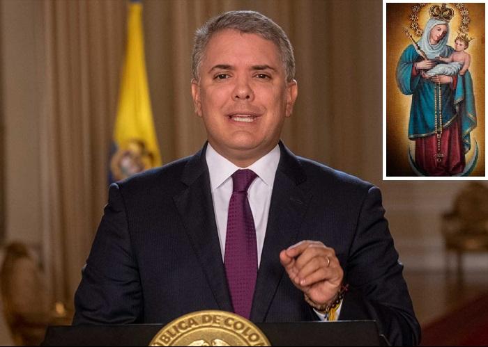 Virgen de Chiquinquirá, un patronazgo inválido en tiempos de Estado laico