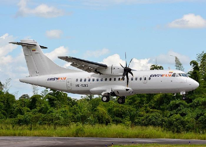 EasyFly se le adelanta a todas las aereolíneas en Colombia