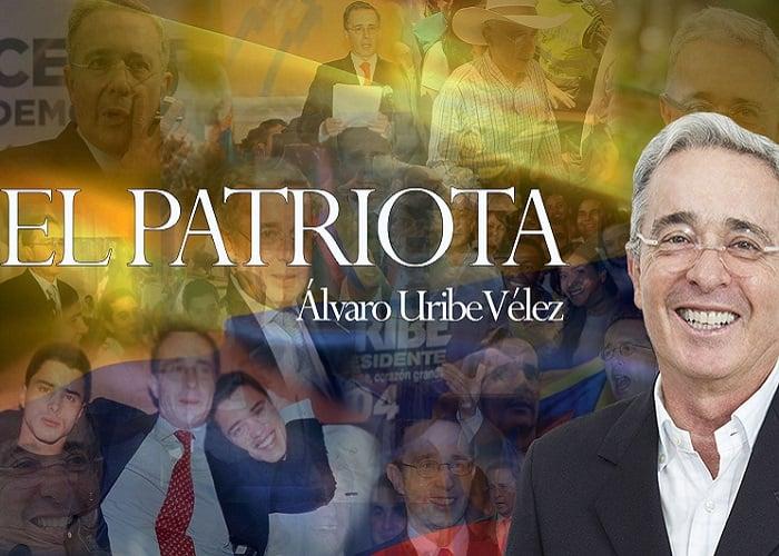 ¿'El Patriota', la serie a favor de Uribe, es realmente la competencia de 'Matarife'?