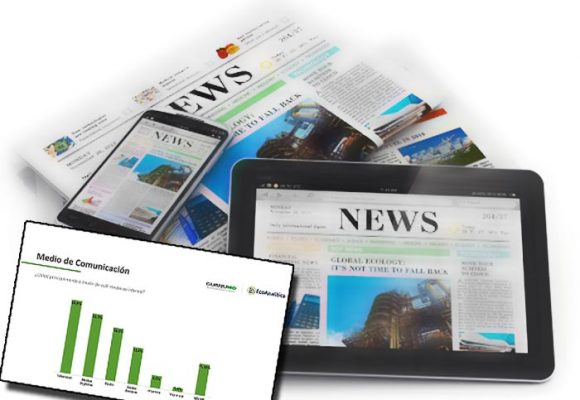 Colombianos se informan más víadigital que por TV y radio