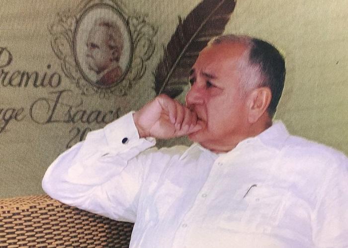 José Ramón Burgos Mosquera, un escritor revelación