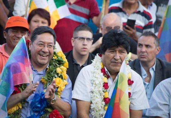 La fallida revolución de la clase media alta en Bolivia