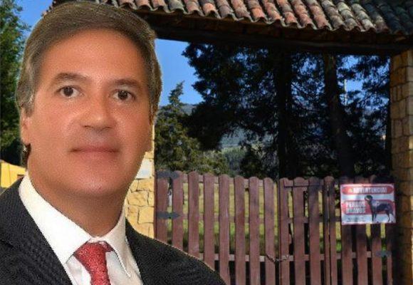 El embajador Sanclemente y los tres laboratorios para tráfico de cocaína