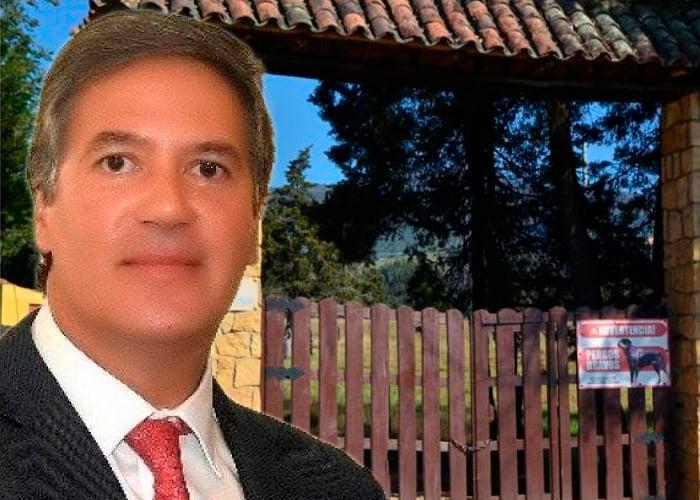 Finca de ex embajador en Uruguay a extinción de dominio por narcotráfico