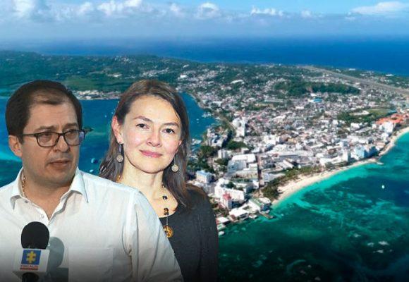 Con familia a bordo, fiscal Barbosa habría veraneado en San Andrés