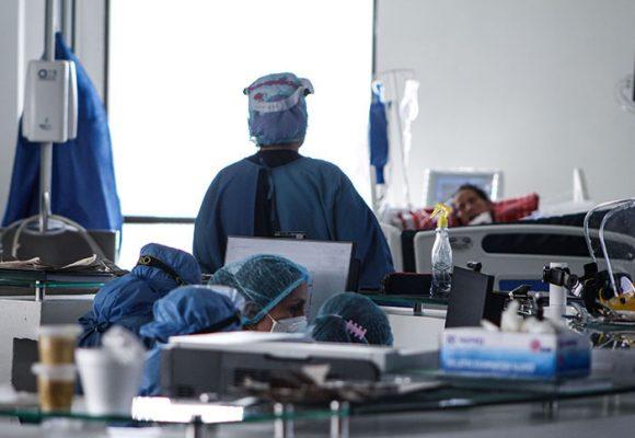 8181 nuevos contagios y 256 fallecidos más por COVID-19 en Colombia