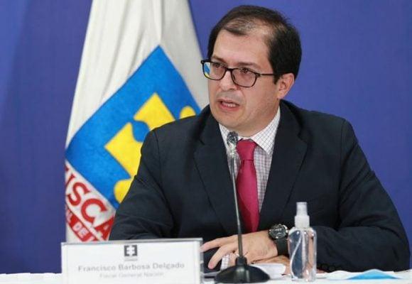 Reveses del fiscal Barbosa en pandemia: 5 casos se desmoronan