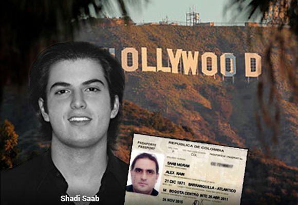 El hijo de Alex Saab que debutó como actor en Hollywood