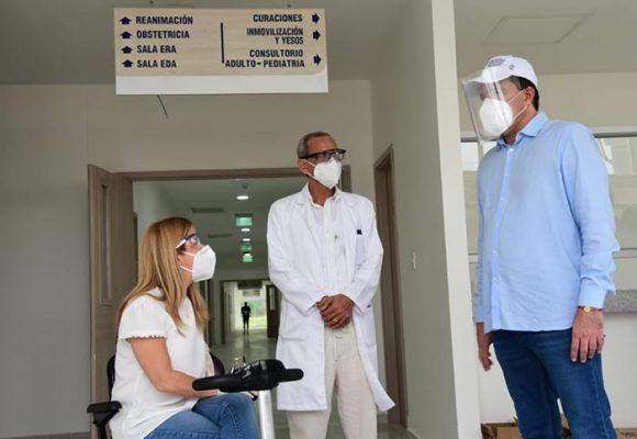 Se habilitan urgencias en el hospital La Misericordia en el municipio de Soledad