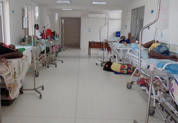 Chocó con 36 camas UCI para enfrentar el pico de la pandemia