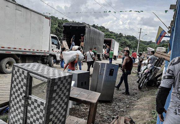 ¿Qué hay detrás de la salida de los exguerrilleros de Ituango?