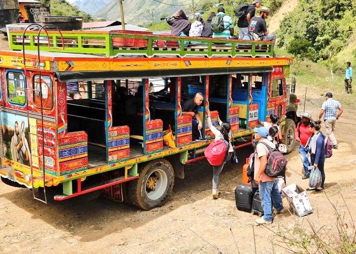 De Ituango a Mutatá: trescientos kilómetros más lejos de la paz