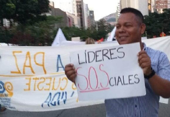 Abrazar al Bajo Cauca: el legado del líder social Jesús Alean Quintero