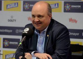 La salida de Jorge E. Vélez le costaría a la Dimayor $ 2 mil millones