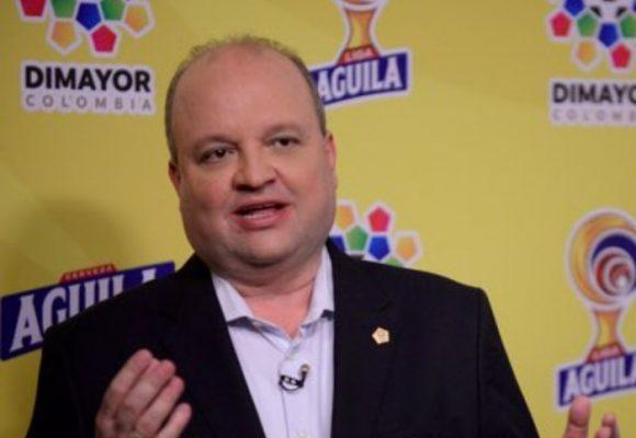 Con $600 millones lograron sacar a Jorge Enrique Vélez de la Dimayor