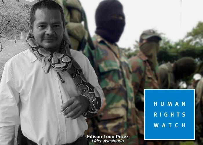 A sangre y fuego grupos armados imponen su propia cuarentena en Cauca y Putumayo