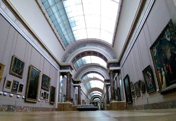 Tras meses de confinamiento, el Museo del Louvre abre sus puertas