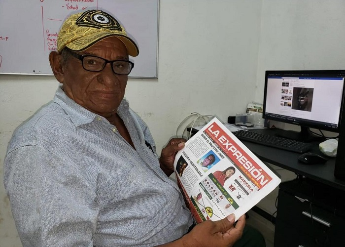 Lucho Cano, el reportero del Bajo Cauca