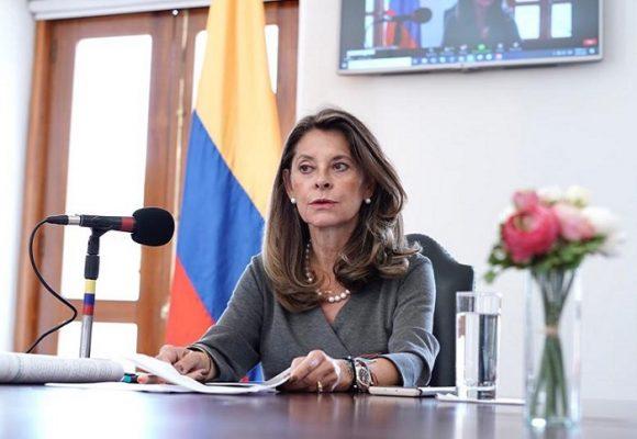 Marta Lucía Ramírez y la seguridad nacional