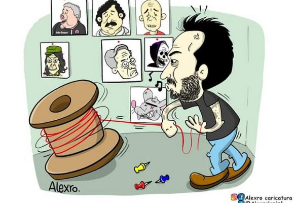 Caricatura: Viernes de 'Matarife'