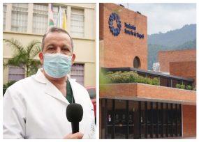 El médico jefe de urgencias del Hospital Universitario delValle terminó contagiado