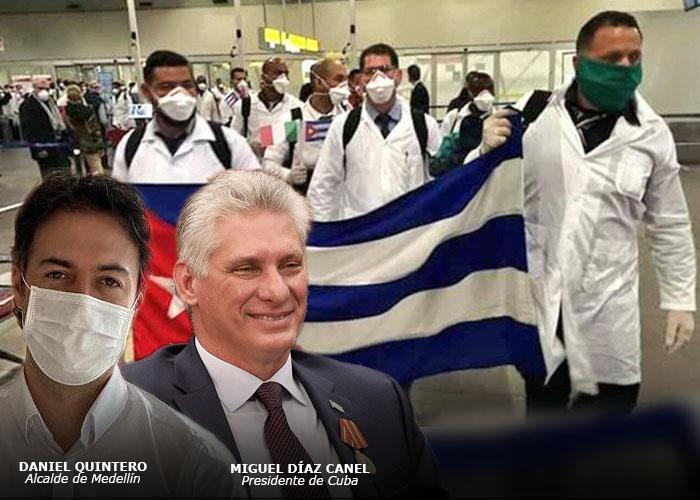 Los médicos, pieza clave en la diplomacia de Cuba