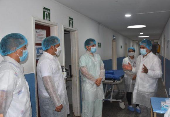 ¿Crisis hospitalaria en Mocoa en época de pandemia?