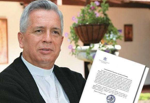 Apretón de riendas al Arzobispo de Cali
