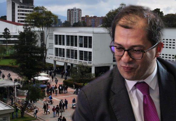 El fiscal Barbosa se la ganó a los estudiantes de la Nacional