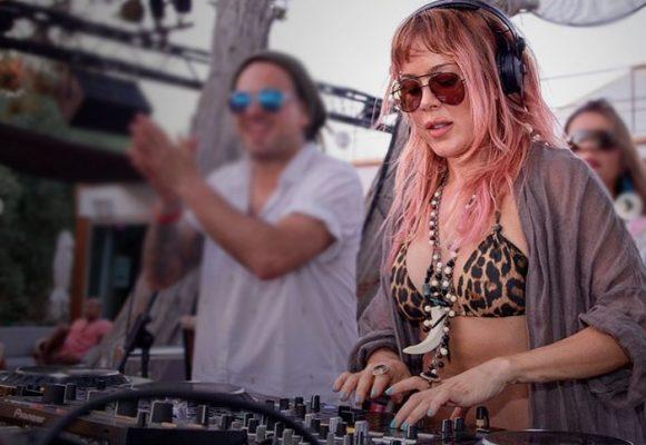 Natalia París DJ, una pasión que la tiene volando alto