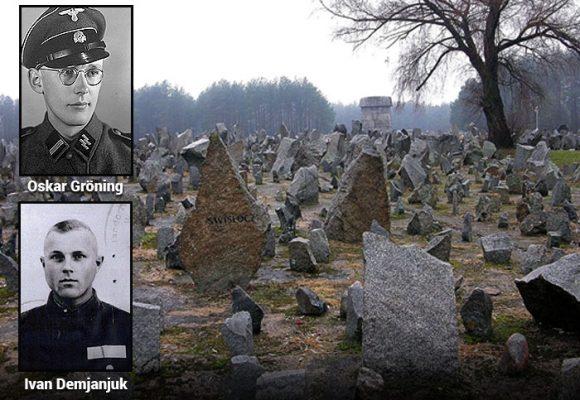 Los últimos nazis Ivan Demjanjuk y Oskar Gröning