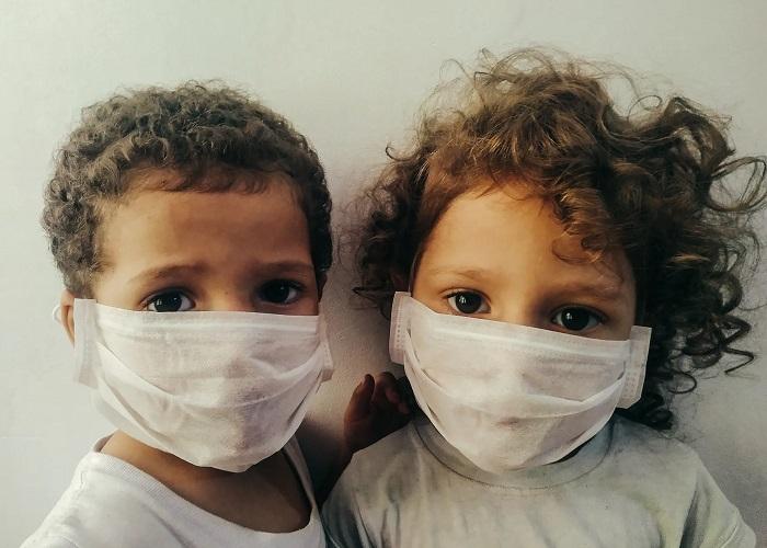 El coronavirus en los ojos de un niño