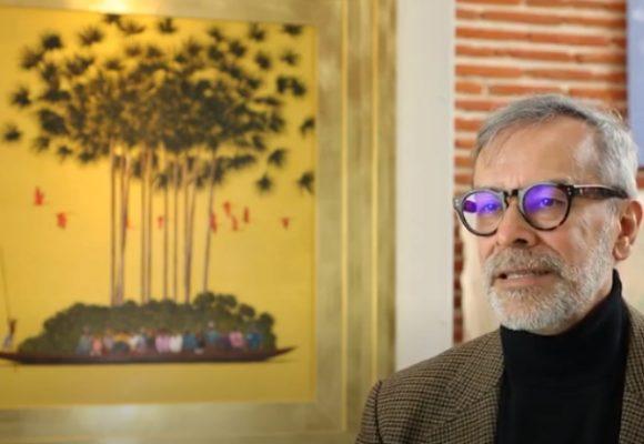 La exposición virtual de Pedro Ruiz