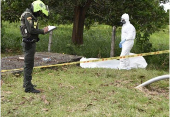 Macabro hallazgo en Santander: Encuentran cuerpo de profesora asesinada
