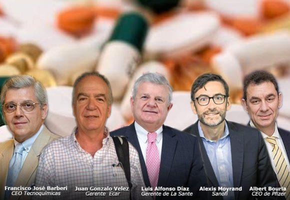 El negociazo de las vitaminas por cuenta del COVID