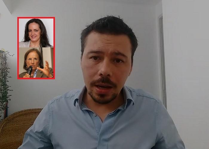 Lo que dicen María Fernanda Cabal y Salud Hernández no es un error